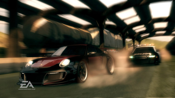 Скриншот №17 к Need for Speed Undercover