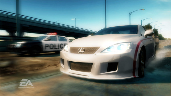 Скриншот №19 к Need for Speed Undercover