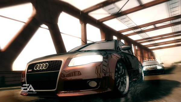 Скриншот №20 к Need for Speed Undercover