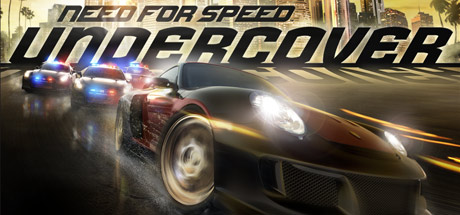 Need for Speed Undercover Cover Image