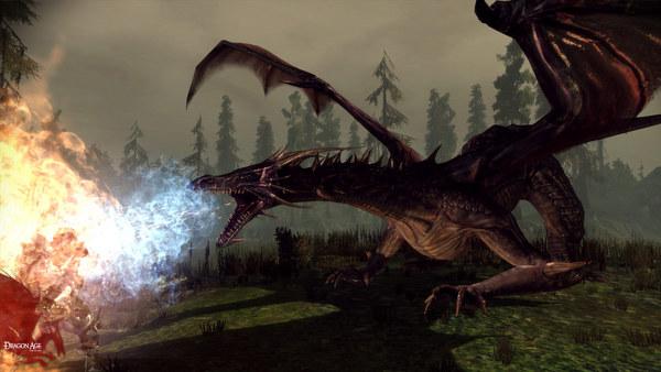 Скриншот №3 к Dragon Age Origins