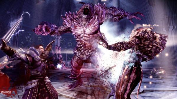 Скриншот №2 к Dragon Age Origins
