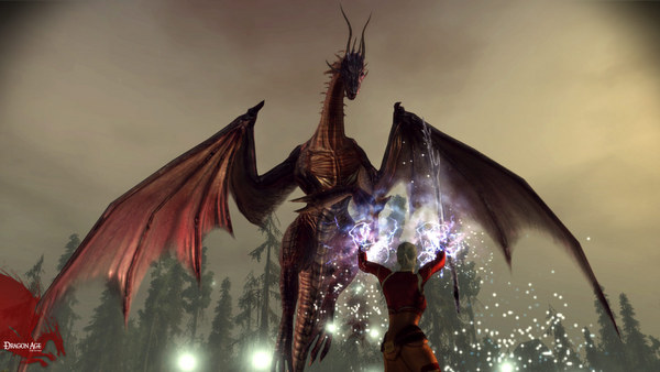 Dragon Age: Origins скриншот