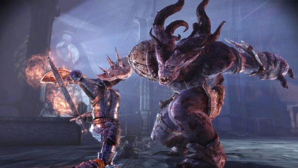 Скриншот №1 к Dragon Age Origins