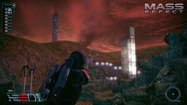 скриншот Mass Effect 1