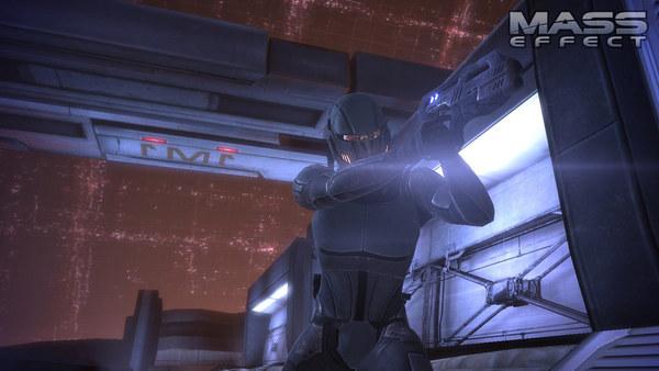 скриншот Mass Effect 4