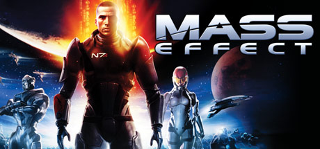 Mass Effect Cover Image