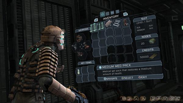 Скриншот №15 к Dead Space