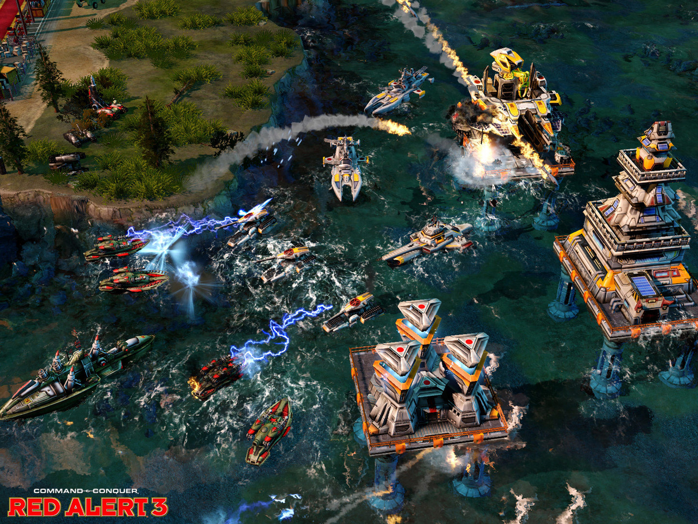 Command & Conquer: Red Alert 3 on Steam