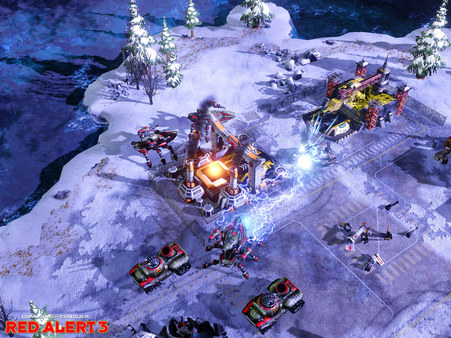 Скриншот №10 к Command  Conquer Red Alert 3