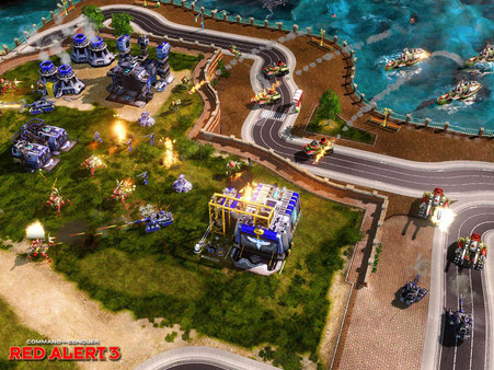 Скриншот №11 к Command  Conquer Red Alert 3