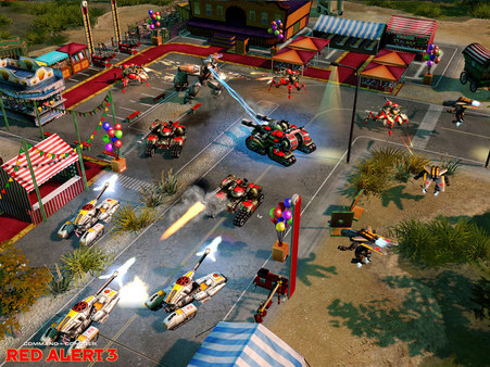 Скриншот №12 к Command  Conquer Red Alert 3