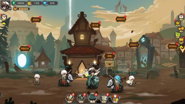 魔法物语之奇妙冒险 screenshot
