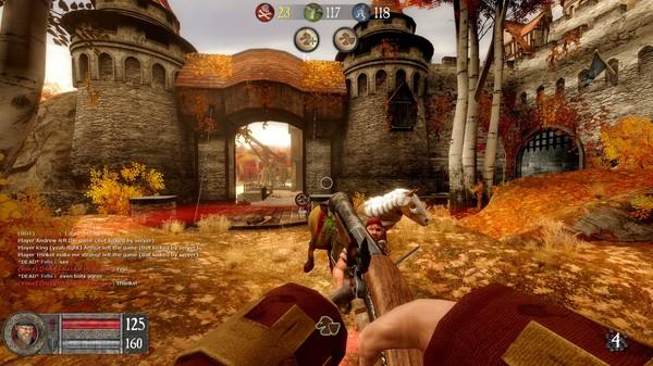 Screenshot of Pirates, Vikings, & Knights II