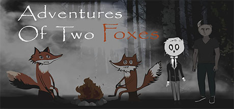 Adventures Of Two Foxes
