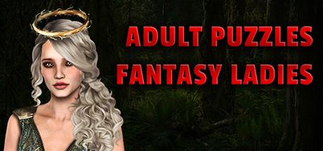 Adult Puzzles - Fantasy Ladies