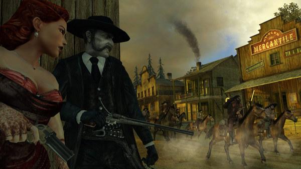 Скриншот №9 к Helldorado