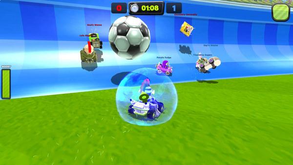 скриншот Zero Gear 3