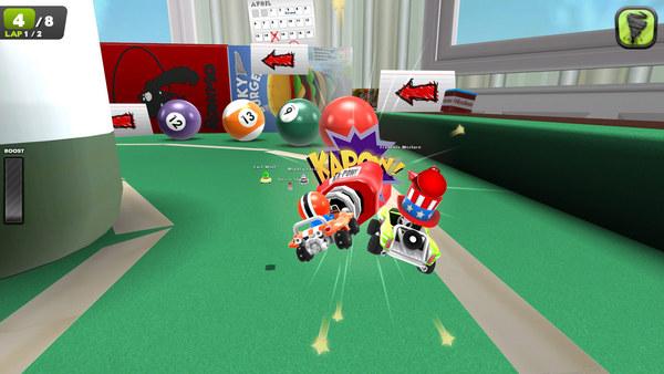 скриншот Zero Gear 0