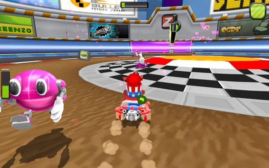 скриншот Zero Gear 4