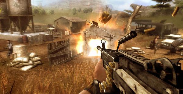 Скриншот №11 к Far Cry® 2 Fortunes Edition