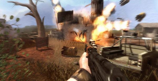 Far Cry 2 скриншот