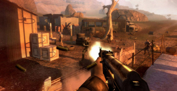 Скриншот №12 к Far Cry® 2 Fortunes Edition