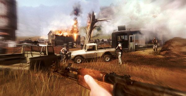 Скриншот №13 к Far Cry® 2 Fortunes Edition