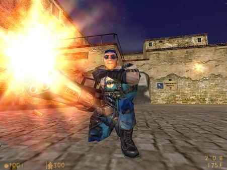 Team Fortress Classic скриншот