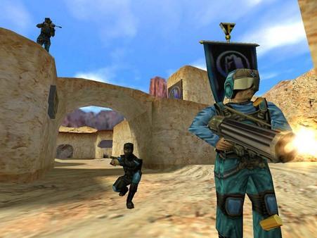 скриншот Team Fortress Classic 1