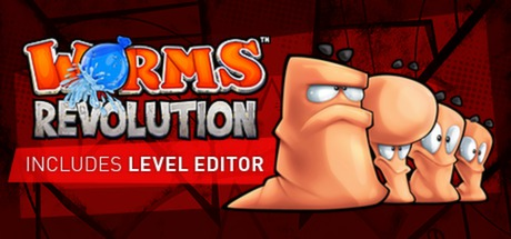 Worms Revolution Cover Image