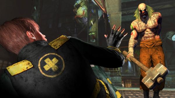 Скриншот №7 к Batman Arkham City - Game of the Year Edition