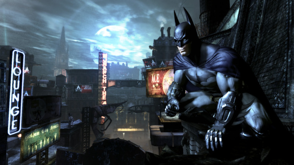 Скриншот №10 к Batman Arkham City - Game of the Year Edition