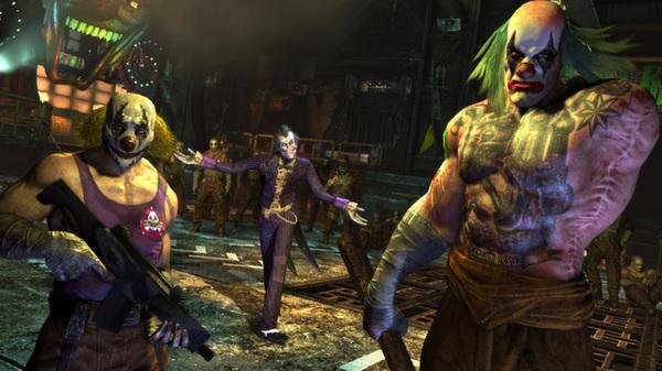 Скриншот №8 к Batman Arkham City - Game of the Year Edition