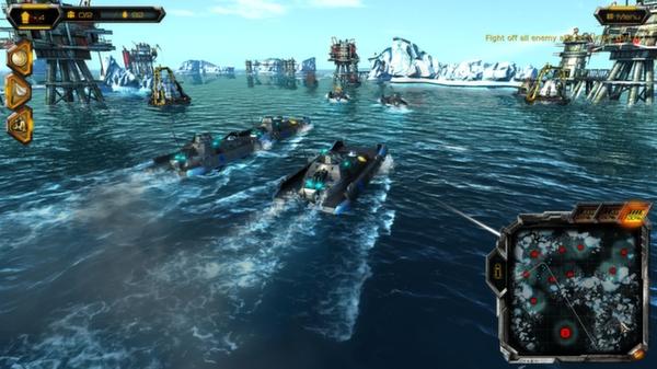 Oil Rush скриншот