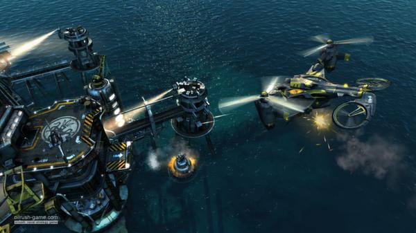 скриншот Oil Rush 4
