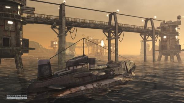 скриншот Oil Rush 5
