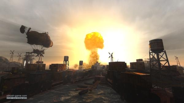скриншот Oil Rush 2