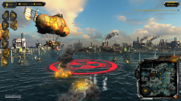скриншот Oil Rush Tower Defense Map Pack 1