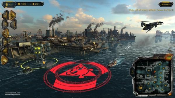 скриншот Oil Rush Tower Defense Map Pack 4