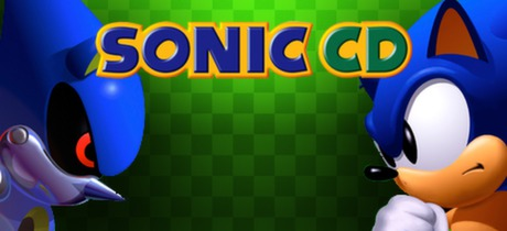 Sonic CD Cover Image