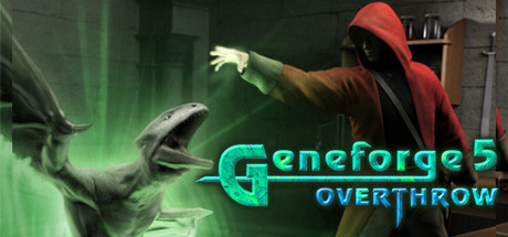 Geneforge 5: Overthrow Cover Image