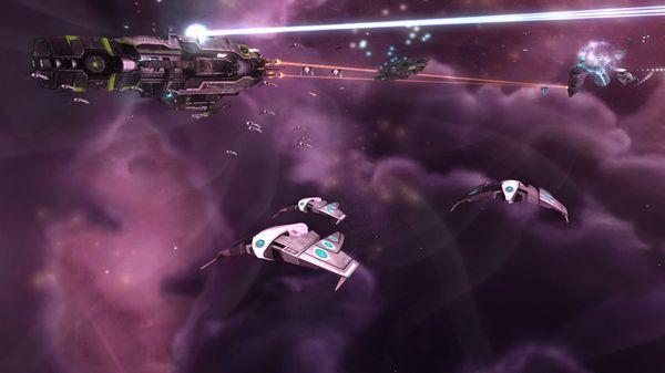 Sins of a Solar Empire: Trinity скриншот