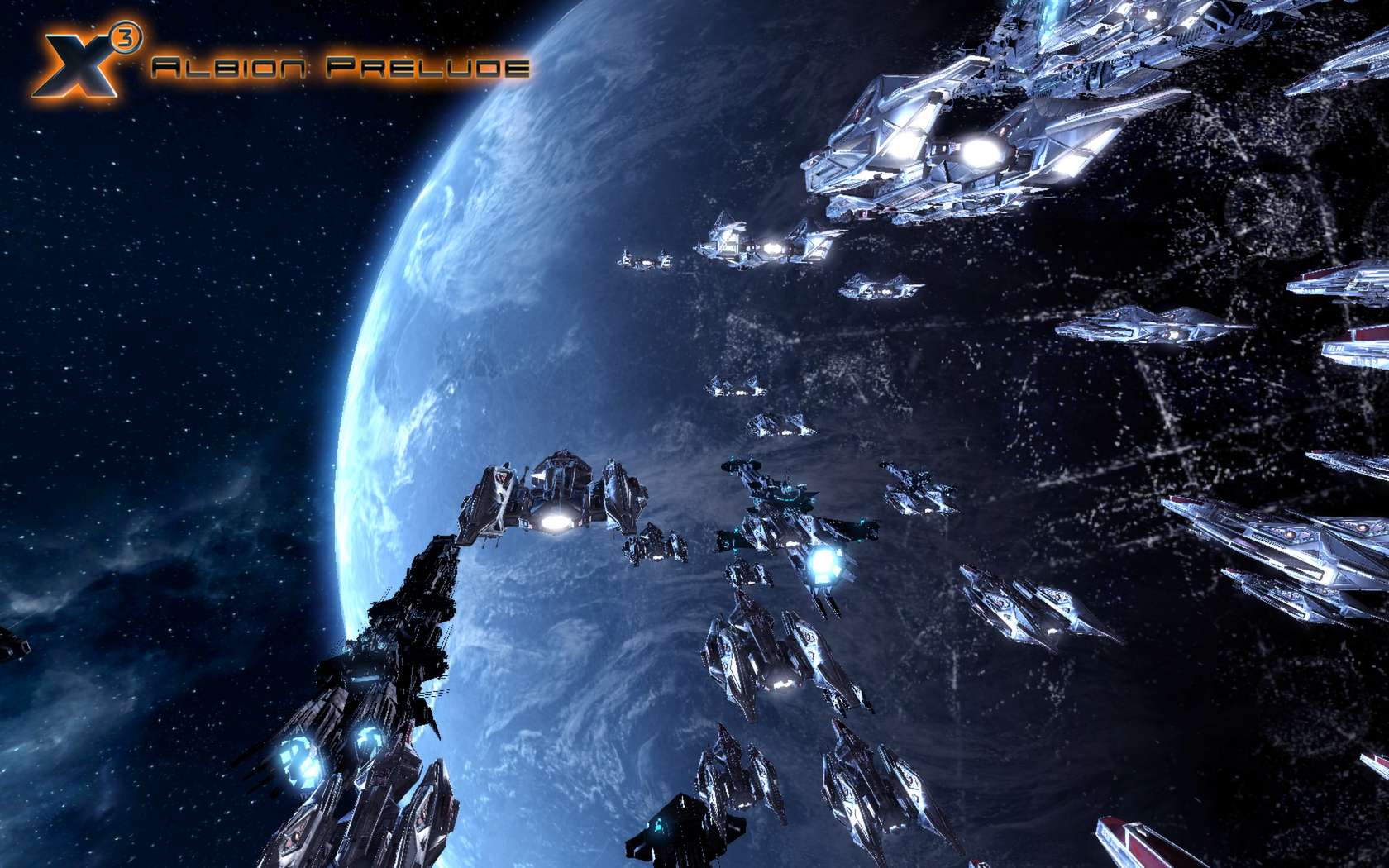 X3: Albion Prelude Screenshot 3