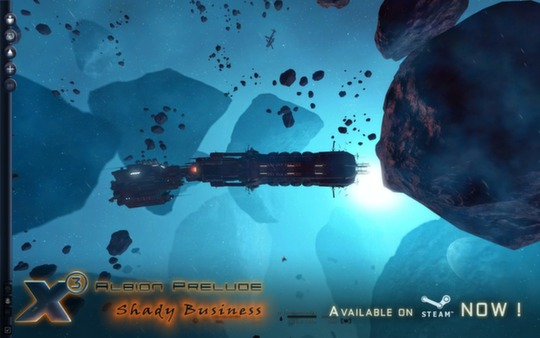скриншот X3: Albion Prelude 4
