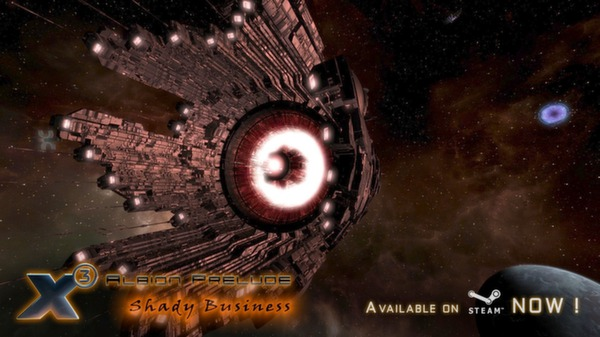 скриншот X3: Albion Prelude 0