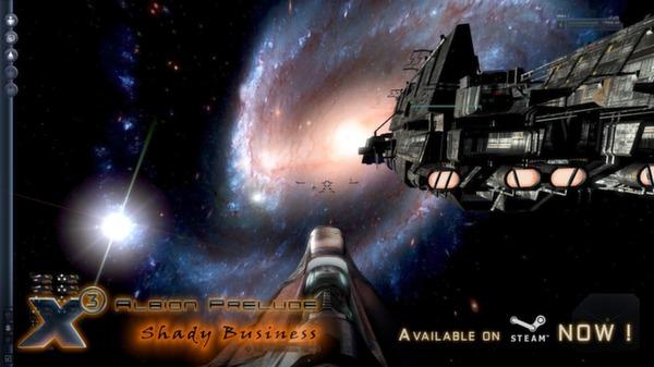 скриншот X3: Albion Prelude 2