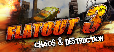 Flatout 3: Chaos & Destruction Cover Image