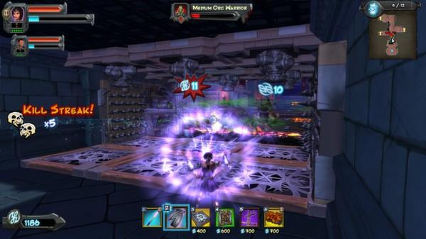 Скриншот №9 к Orcs Must Die! 2