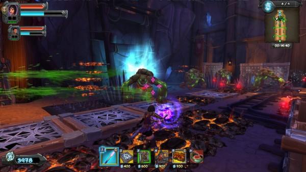 Скриншот №7 к Orcs Must Die! 2